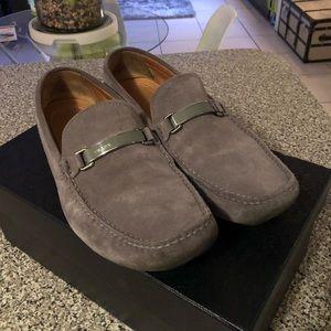 Authentic Men's Prada loafers size 10US/ 9Prada
